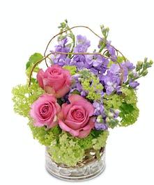 Springtime Floral Arrangement Trumbull (CT) City Line Florist