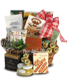 Holiday Gourmet Basket Delivery Trumbull & Shelton (CT) City Line