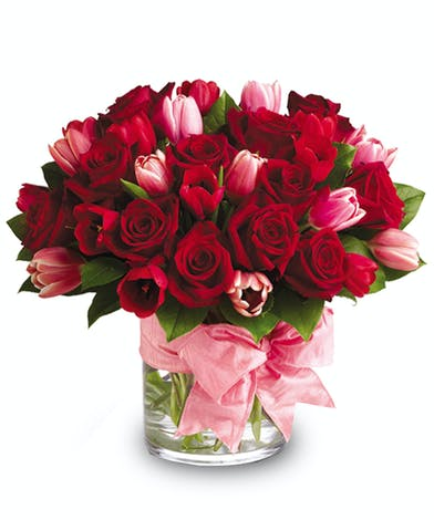 P.S. I Love You Valentine's Day Flowers Bridgeport, CT - City Line Florist