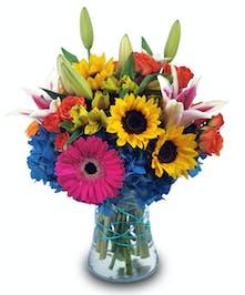 Best Birthday Flowers Trumbull & Shelton (CT) City Line Florist