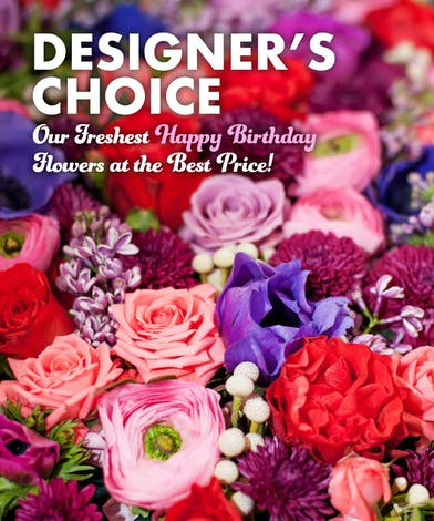 Affordable Birthday Flowers Trumbull, Shelton, Bridgeport, CT