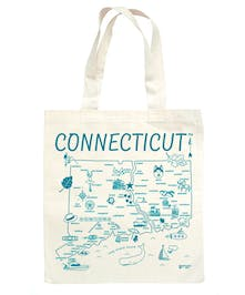 Connecticut Maptote