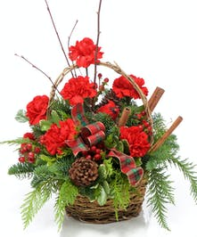 Cinnamon Basket