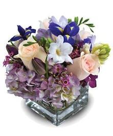 a simple yet elegant floral design