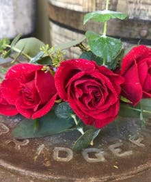 Rose Flower Cuff