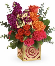 Birthday Flower Delivery Bridgeport (CT) Same-day Delivery