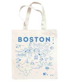 Boston Maptote
