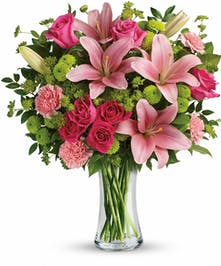 Rose & Lilies Design Bridgeport (CT) City Line Florist