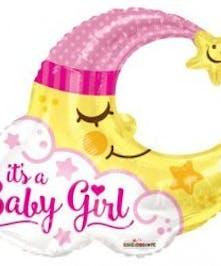 Baby Girl Moon  Bqt.