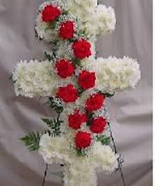 Symapthy Cross / Orthodox - Trumbull & Shelton (CT) Florist