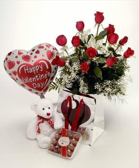 All Loaded Up This Valentineu0027s Day   Same Day Delivery   City Line Florist
