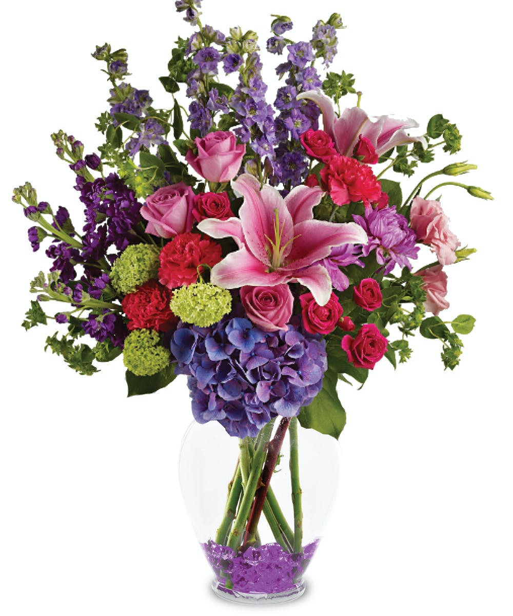 Available Same Day Flower Delivery