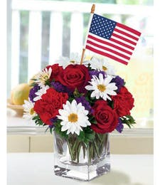 Celebrate Freedom Bouquet