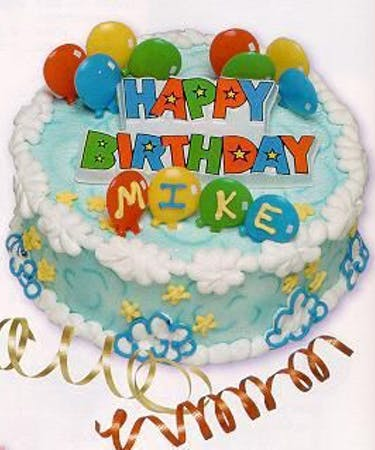 Magnificent Birthday Cake Traditional Personalised Birthday Cards Veneteletsinfo