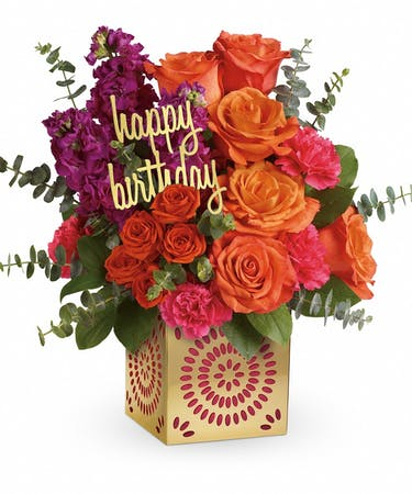 Birthday Flower Delivery Bridgeport Ct Same Day Delivery