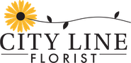 Logo for City Line Florist Trumbull